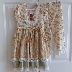 Giggle Moon dress size 6X